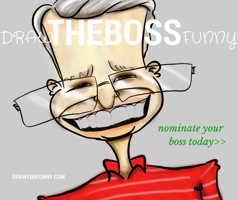 drawthebossfunny