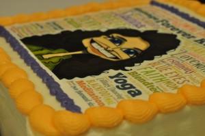 Caricature Cake