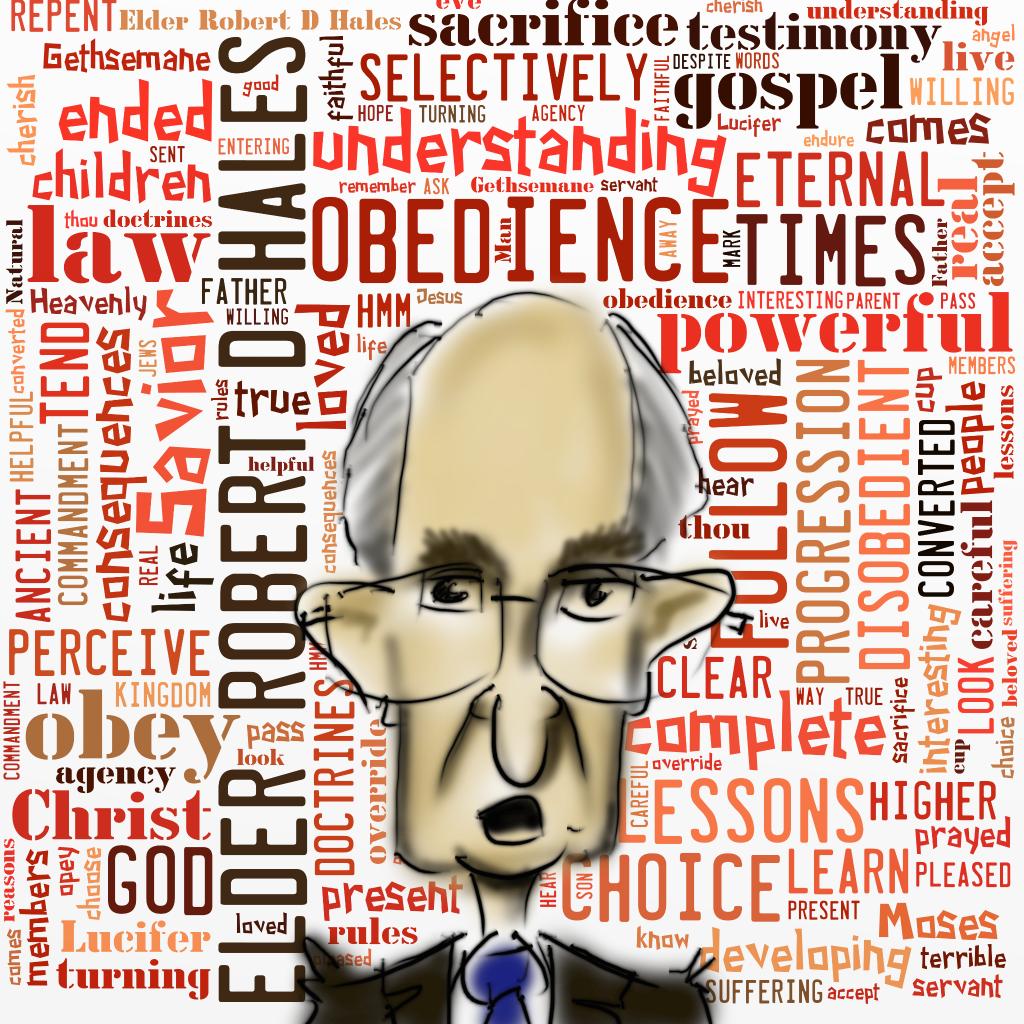 LDS General Conference Caricatures | April 2014 | Caricature Artist ...